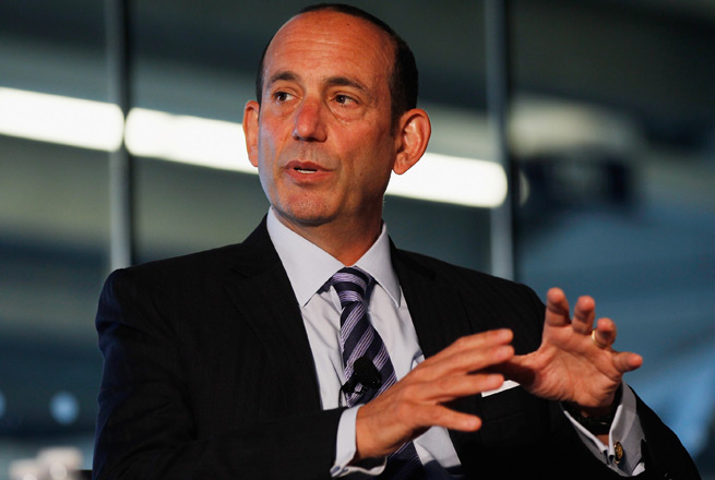 MLS commissioner Don Garber says owners plan to discuss expansion 'in great detail.'