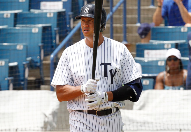 Alex Rodriguez is potentially facing a lifetime ban from baseball over the Biogenesis case.