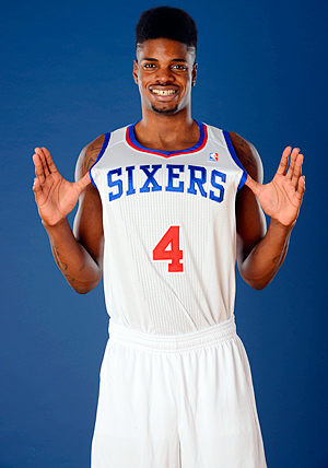 Nerlens Noel is one of the building blocks for a Sixers team that has a long way to go.
