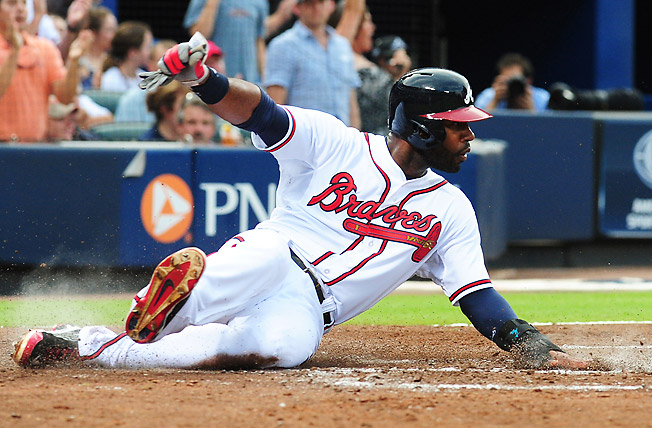 Jason Heyward has failed to live up to his draft slot, but could be due for a late-season breakthrough.