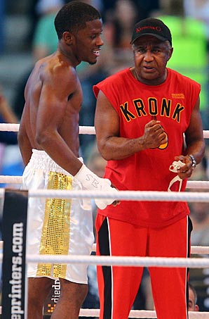 Tony Harrison has had trouble getting his career back on track after the death of trainer Emanuel Steward.