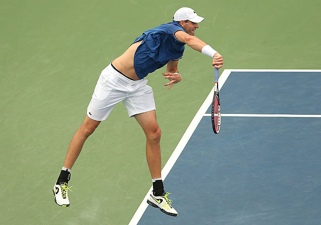 John Isner will try for his second straight tournament win in the Citi Open final on Sunday.