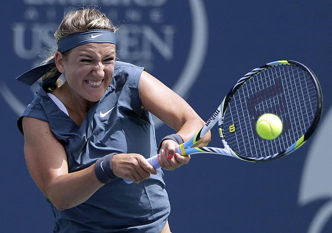 Victoria Azarenka's victory over Ana Ivanovic will boost her up to the No. 2 ranking in the world.