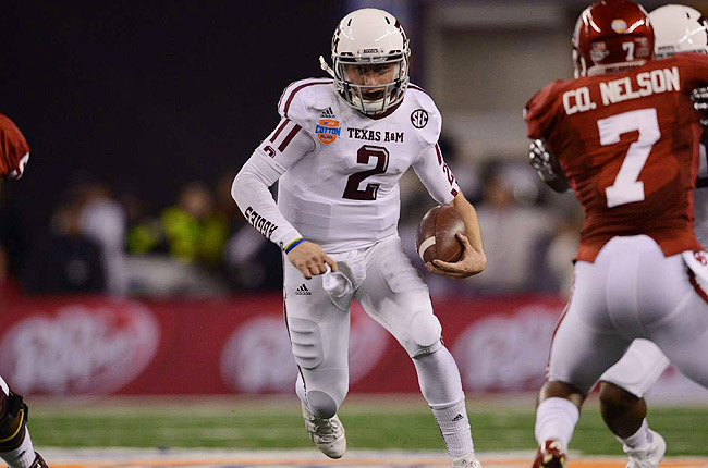 Manziel's behavior has drawn criticism, but an NCAA investigation could have on-field consequences.