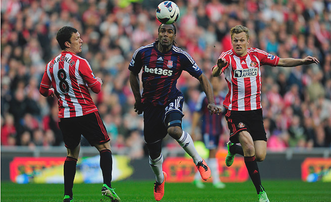 Stoke striker Cameron Jerome (33) admitted to violating the FA's betting rules, which bar betting on matches players are involved in or have any influence over.