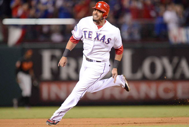 Nelson Cruz was one of 12 suspended by MLB for their relationship with the Biogenesis of America.