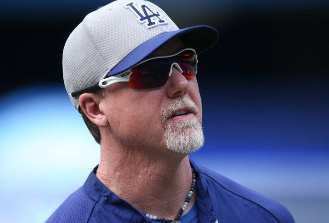 Mark McGwire doesn't believe he'll make the Hall of Fame due to his use of PEDs.