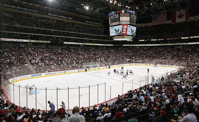 IceArizona, the Coyotes' new owners, will have to confront the team's dismal attendance figures.