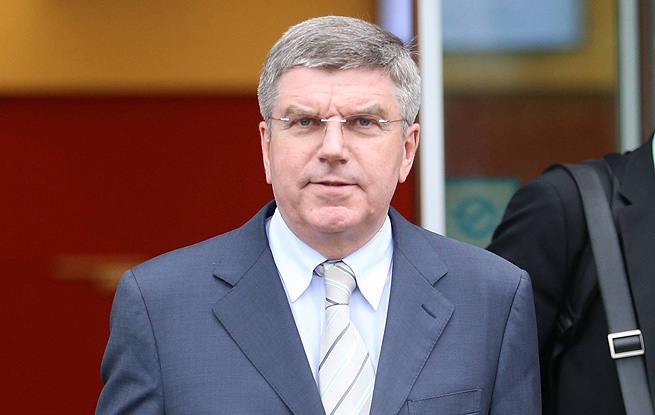 Thomas Bach, the head of Germany's national Olympic body, is in the running to become the IOC's next president.