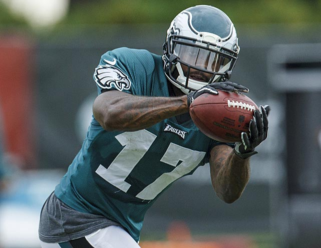 The Eagles season took another blow when wideout Arrelious Been tore the anterior cruciate ligament in his left knee during practice on Aug. 6, ending his season.