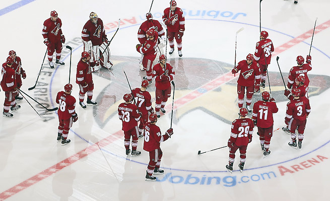 With new ownership in place, the Coyotes now need to find a way to be competitive in Phoenix.