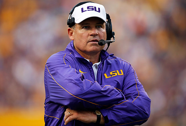 LSU's Les Miles has a history of giving troubled players second chances during his time in Baton Rouge.