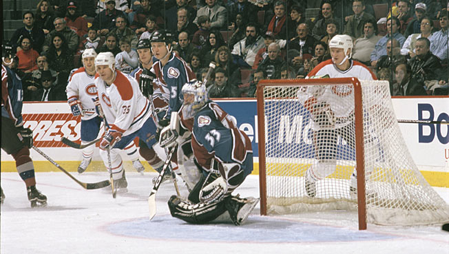 Former Canadiens goalie Patrick Roy's arrival in Colorado turned the Avalanche into champions.