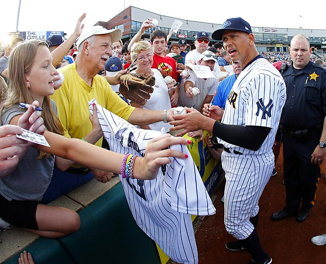 He may be as pure as the driven slush and his name is mud in some quarters, but A-Rod still has his admirers in Trenton, N.J. ... and the world of music.