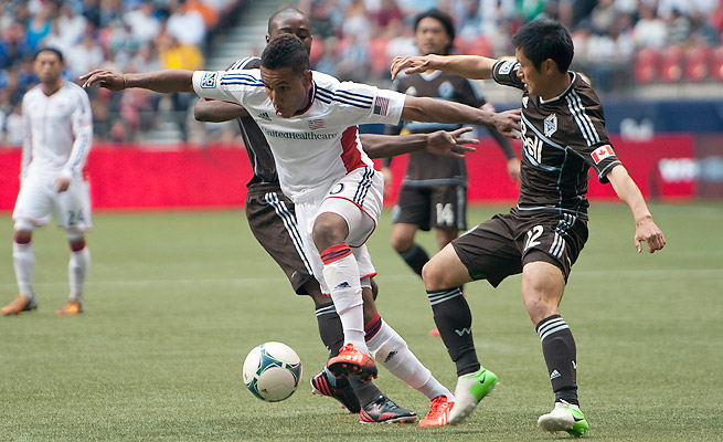 Forward Juan Agudelo will become the latest American to ply his trade for Stoke City.