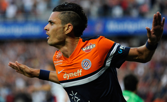 Remy Cabella's goal in the 10th minute helped Montpellier secure a 1-1 draw against PSG.