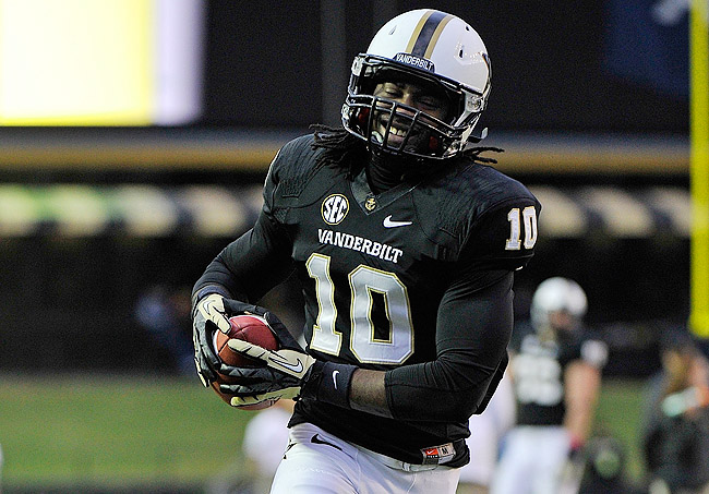 Cory Batey is one of 4 former Vanderbilt players charged with sexual assault from an alleged incident in June.
