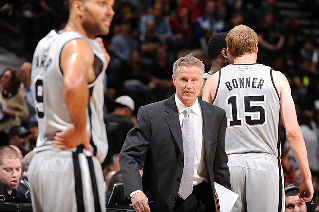 Longtime Spurs assistant Brett Brown will receive a four-year contract to coach the Sixers.