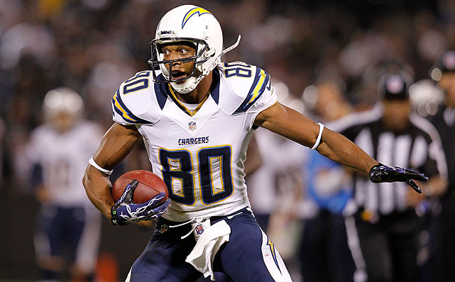 Malcom Floyd, who led the Chargers with 56 receptions for 814 yards in 2012, injured his right knee during practice and apparently strained his knee.
