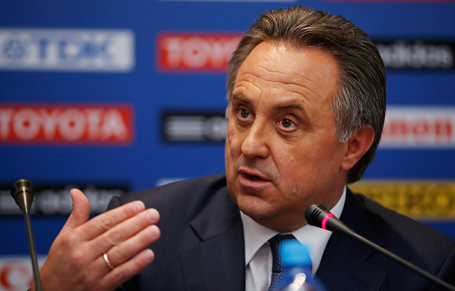 Sports Minister Vitaly Mutko has said Olympic athletes in Sochi must Russia's laws.