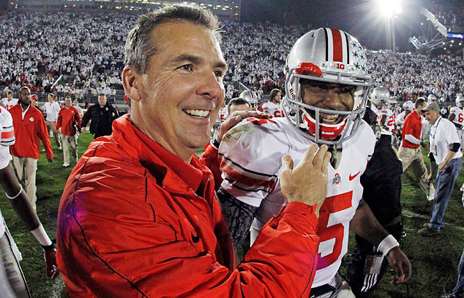 Urban Meyer, Braxton Miller and Ohio State are being widely billed as a preseason BCS title contender.