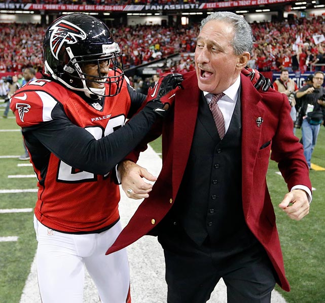 Owner: Arthur Blank Super Bowl Wins: 0