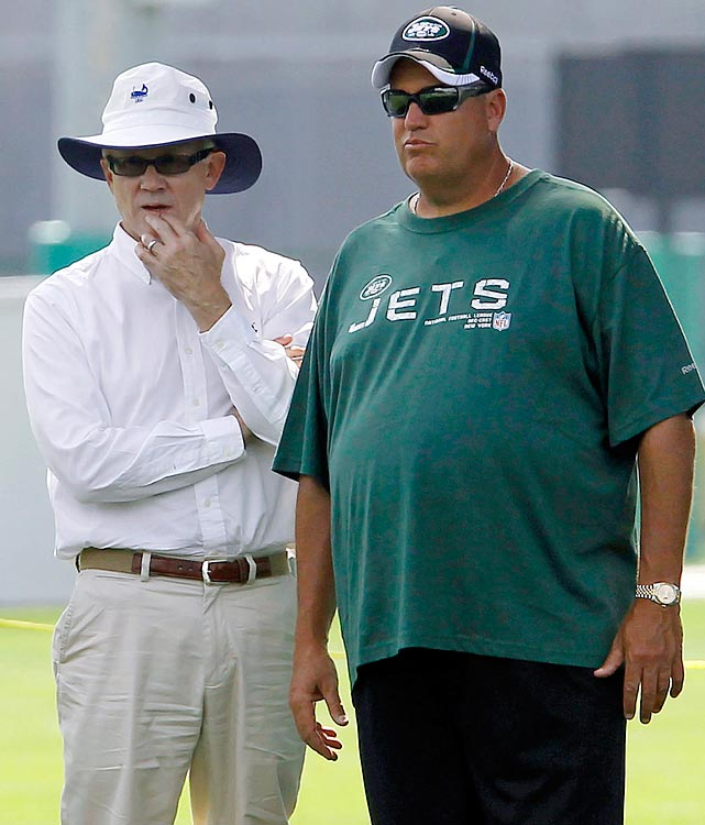 Owner: Woody Johnson Super Bowl Wins: 1