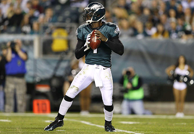 It's going to be an unpredictable season for Michael Vick and the Eagles, with Chip Kelly at the helm.