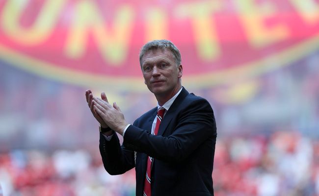 Replacing the retired Sir Alex Ferguson, David Moyes is under a lot of pressure to succeed in Manchester.