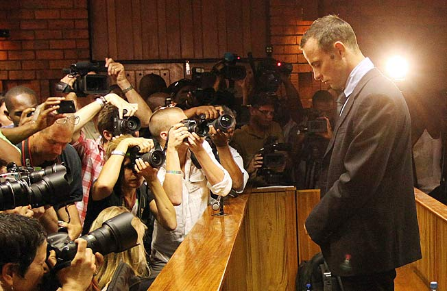 Oscar Pistorius will face a charge of premeditated murder in the shooting of Reeva Steenkamp.