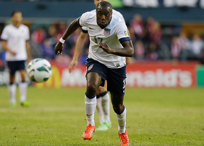 Left off the roster not even a year ago, Jozy Altidore is now a fixture in the U.S. starting lineup.
