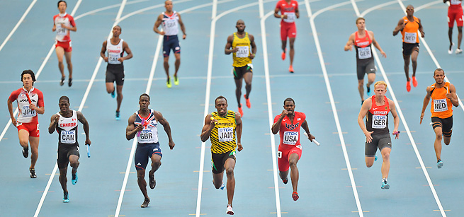 Jamaica showcased its dominance again with an incredible relay performance in Moscow.