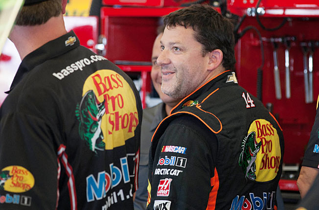 Tony Stewart's love of racing sprint cars on dirt tracks proved to be very costly.