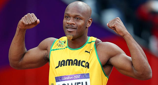 Asafa Powell was one of five Jamaicans to test positive before this year's world championships.