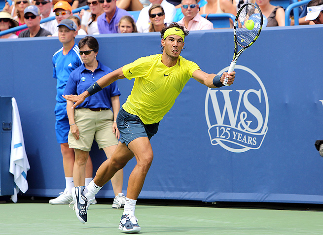 Rafael Nadal has won two straight ATP Masters tournaments, and is a favorite to win the U.S. Open.