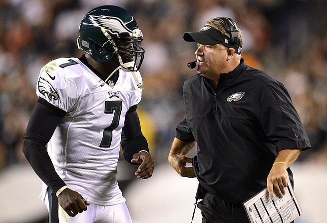 Michael Vick has the opportunity to thrive under Chip Kelly's new up-tempo offense new to Philadelphia.
