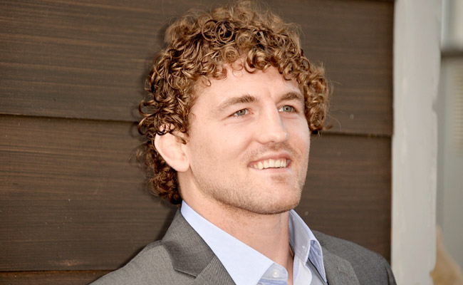 Bellator's Ben Askren was part of the U.S. Olympic team in 2008.