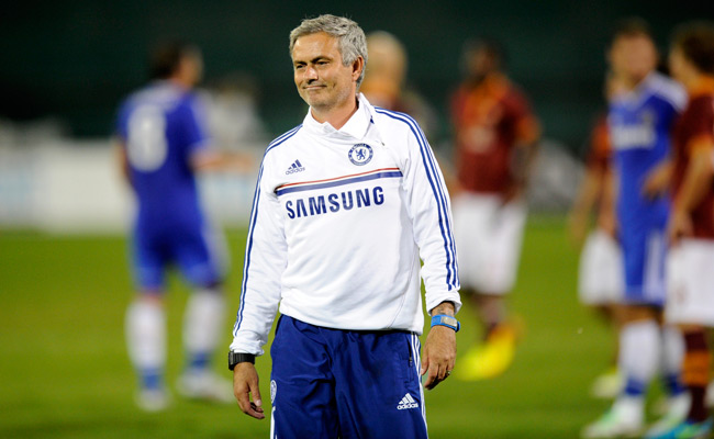 José Mourinho was with Chelsea from 2004-07 before returning to the club in June.