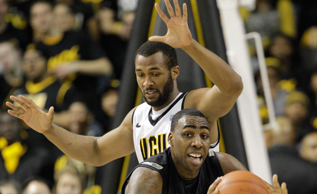 Center D.J. Haley will join USC for his senior season after spending his first three with VCU.
