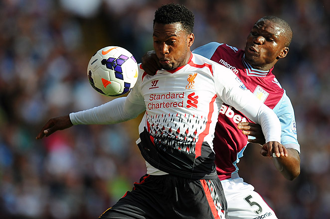 Daniel Sturridge has scored eight goals in the last seven games for Liverpool.