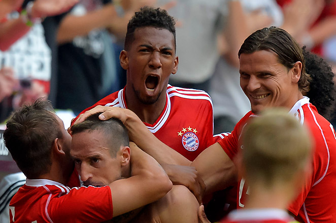 Defending champions Bayern Munich have now gone a club-record 28 league games without a loss.
