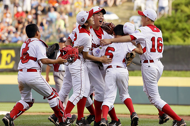 This was Japan's fourth straight appearance in the LLWS title game, and its ninth championship.