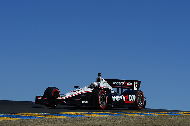 Power is the the only multiple IndyCar winner in Sonoma, where he's been dominant for the last few years.