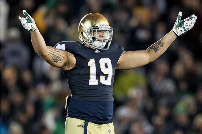 Aaron Lynch, who transferred from Notre Dame to USF, could make a major impact for the Bulls in 2013.