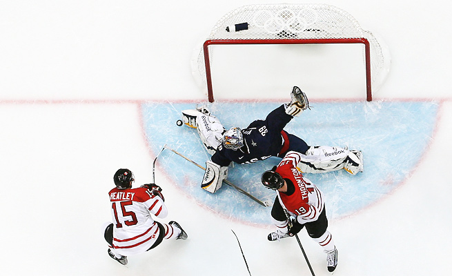 Ryan Miller hasn't found the same success in the NHL recently as he had at the Vancouver Olympics.
