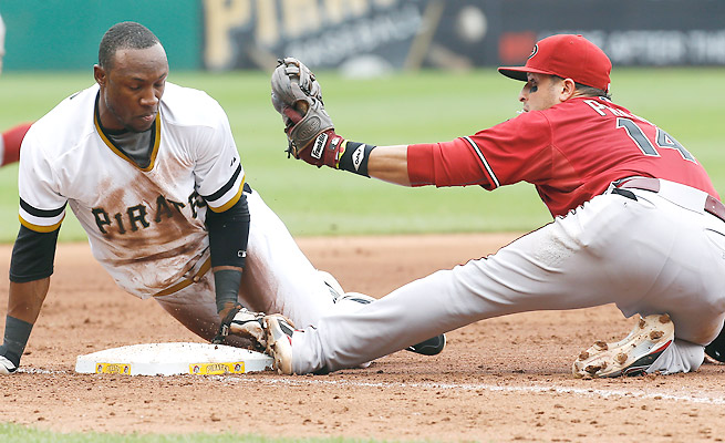 The Pirates have missed Starling Marte, who injured his hand on a steal attempt on Aug. 18.