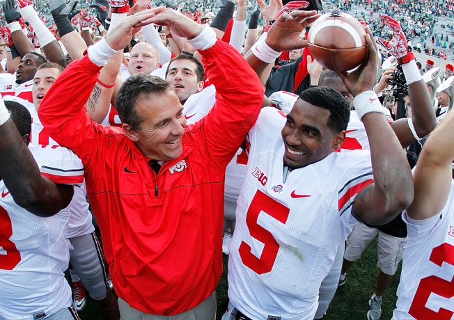 After going 12-0 last year, Urban Meyer and Ohio State are among the preseason BCS favorites this fall.