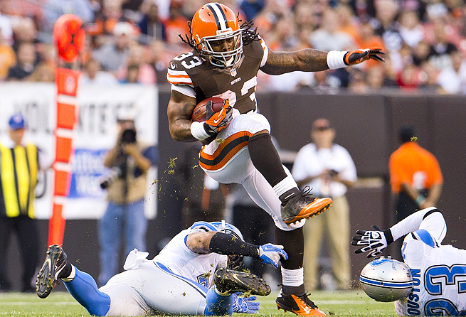 Trent Richardson may not win a fantasy matchup, but he will consistently produce week after week.