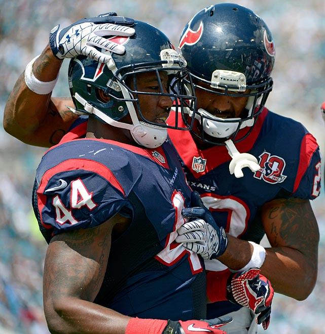 Ranking The NFL's Best Backfields