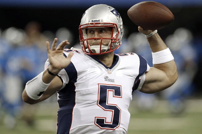 Tim Tewbo says he will continue his pursuit of being NFL QB despite being cut by the Patriots.